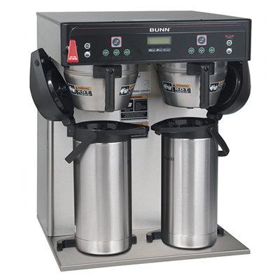 BUNN-O-Matic 37600.0011 Coffee Brewer 18.9-gal/hr Capacity 3-Brew Button 2-Programmabl