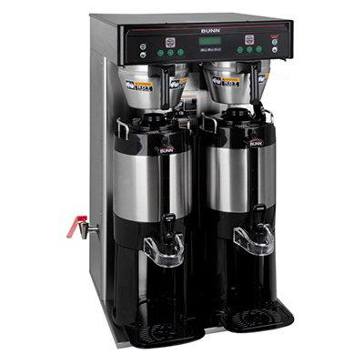 BUNN-O-Matic 37600.0010 Coffee Brewer w/ 18.9-gal/hr Capacity 3-Brew Button 2