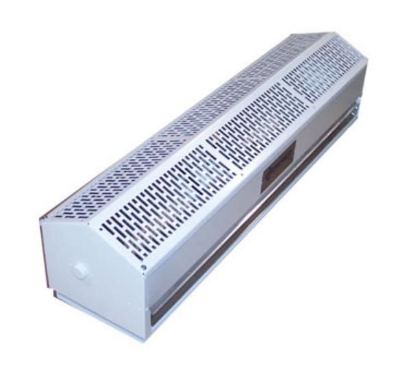Berner KZN1072A 72-in Air Curtain, Unheated, (1) 1/5 hp Motor, Single Speed