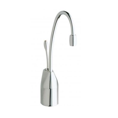 InSinkErator C1300 Hot Water Dispenser, Chrome Gooseneck & 1/2-Gallon Tank, 1300-watt