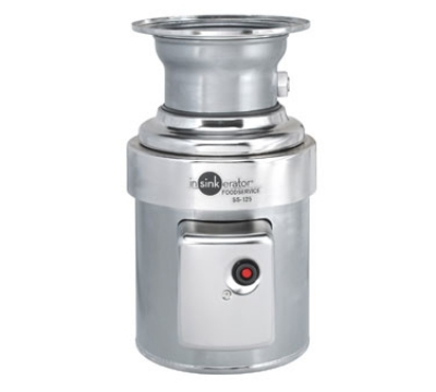 InSinkErator S-125-15C-CC101 2301 Disposer Package w/ 15-in Bowl & CC101 Panel, 1-1/4-H