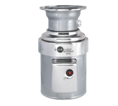 InSinkErator SS-50-12C-CC101 2083 Disposer Package w/ 12-in Bowl & CC101 Panel, 1/2-HP,