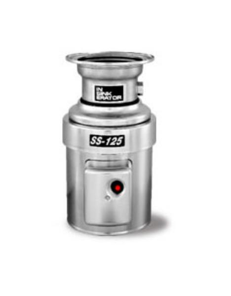 InSinkErator SS-125 Disposer, Basic Unit Onl