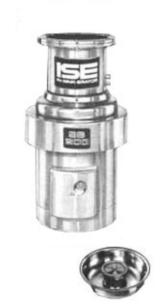 InSinkErator SS-200-18B-MS Complete Disposer