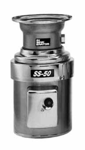 InSinkErator SS-50-5-MRS Comple