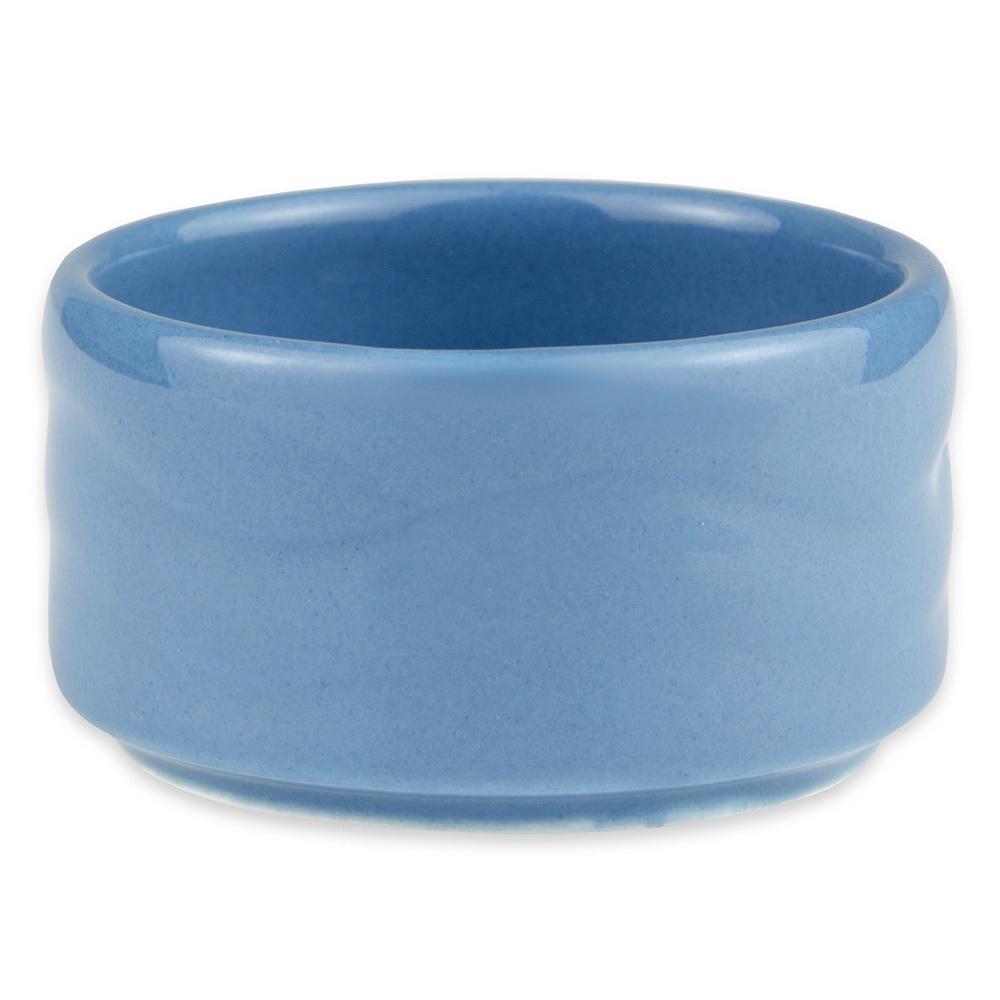 Syracuse China 903032600 2-oz Cantina Bowl - Glazed, Blueberry
