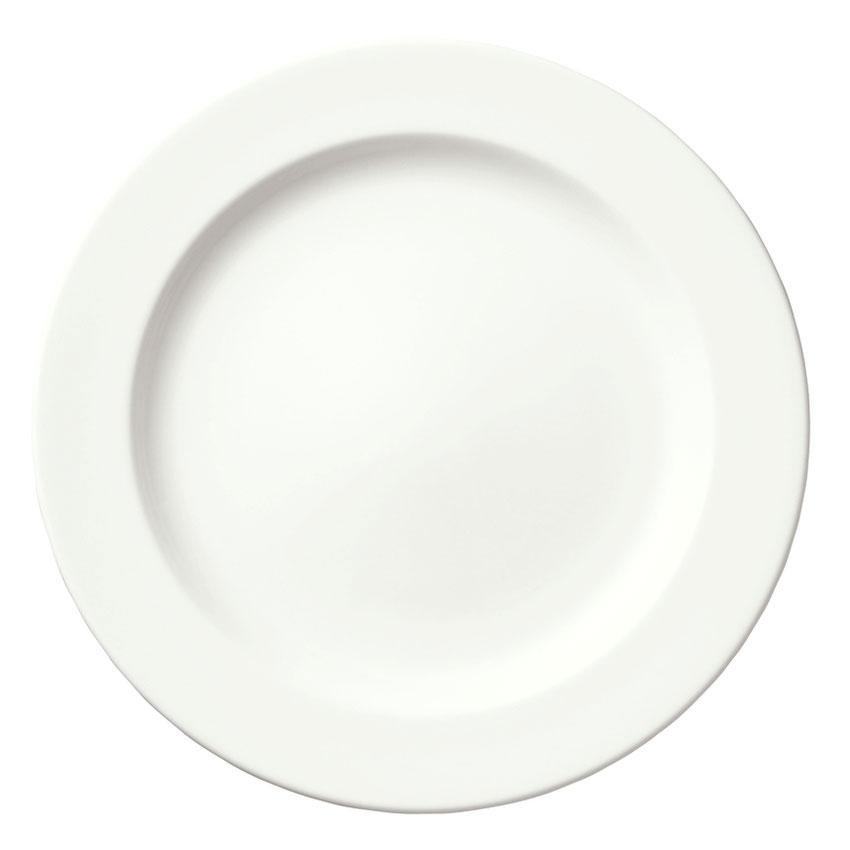 "Syracuse China 905356836 7-1/4"" Slenda Plate - Royal Rideau"
