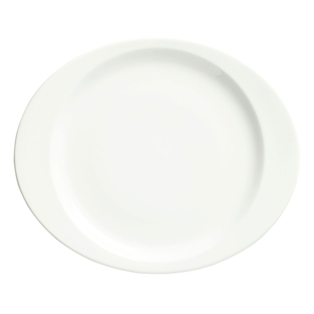 Syracuse China 905356955 12-in Plate