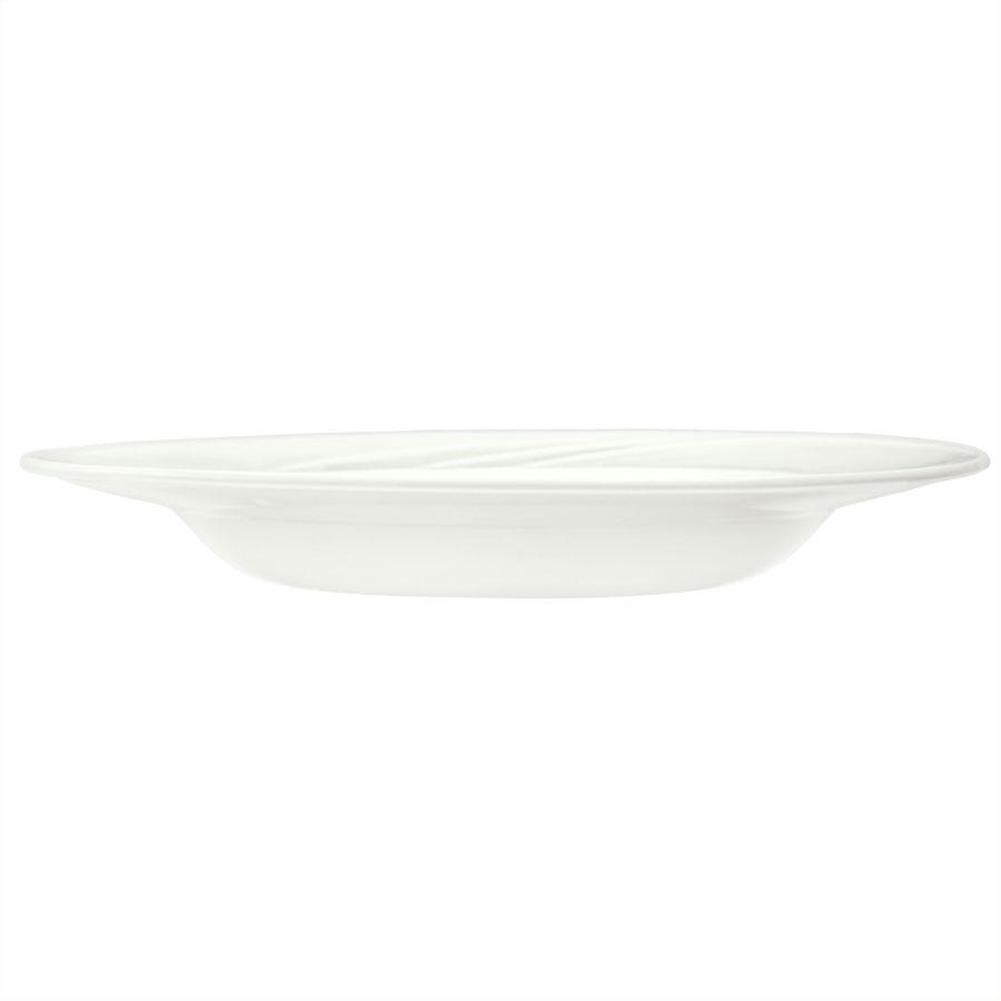 Syracuse China 905437885 18.5-oz Flat EntrÒe Pasta Bowl