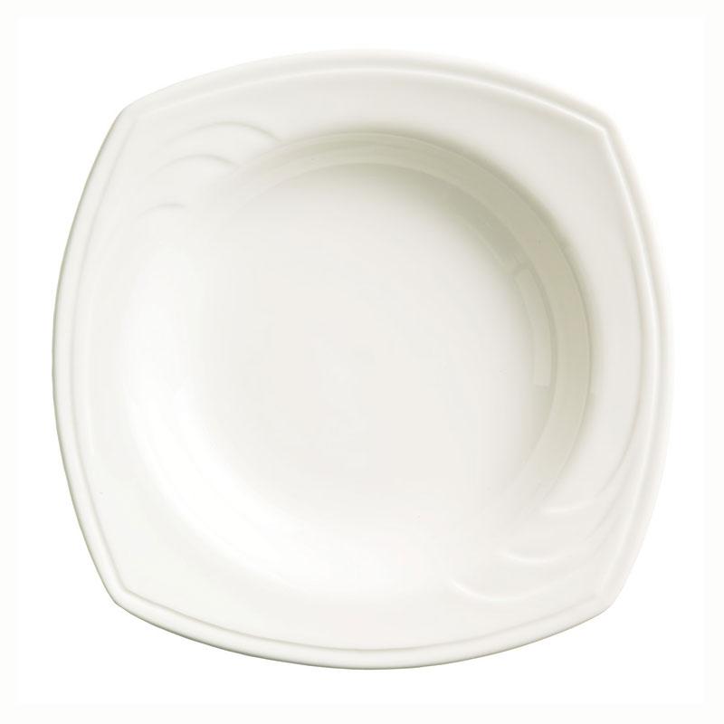 Syracuse China 905437890 14-oz Square Soup Bo