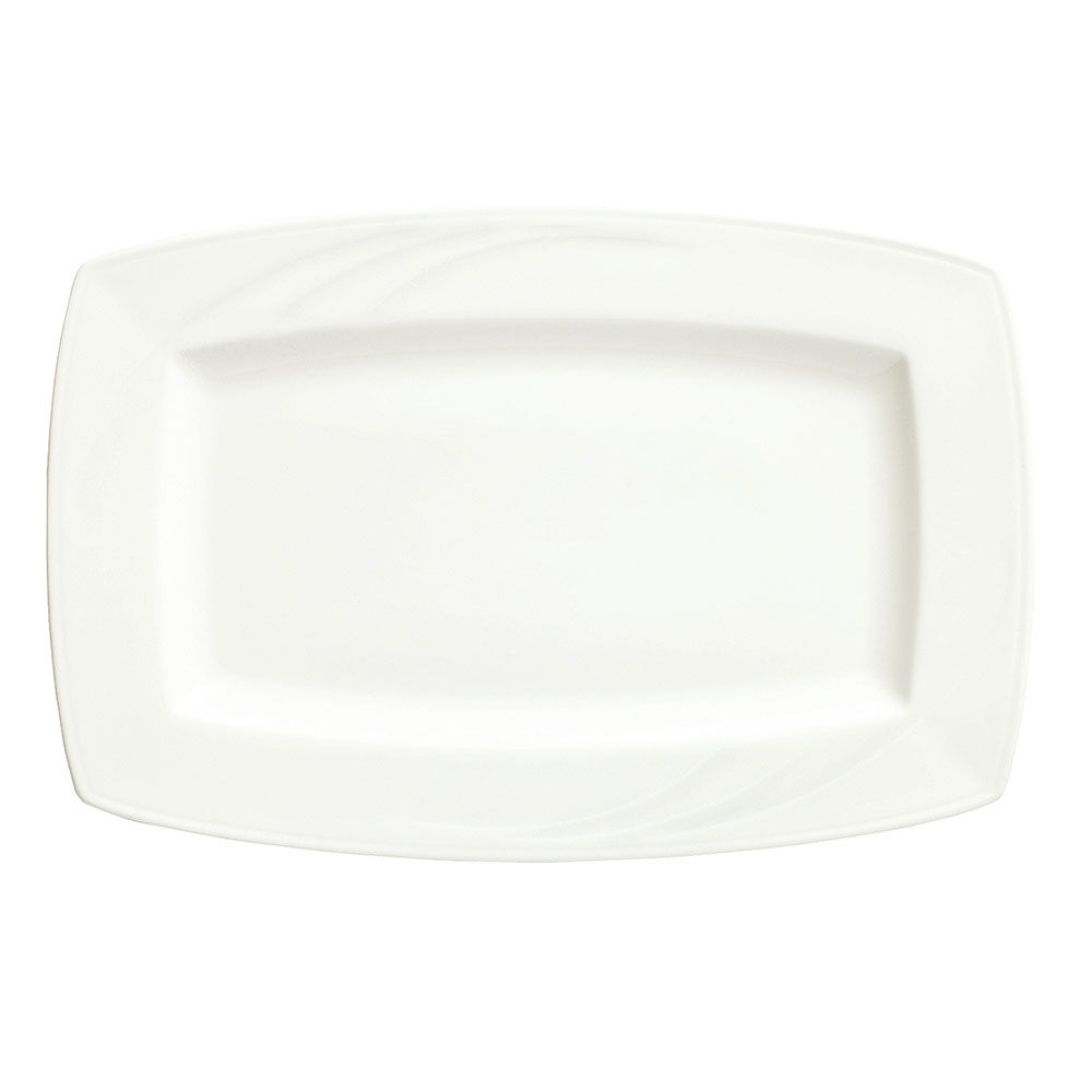 Syracuse China 905437960 10-in Rectangul