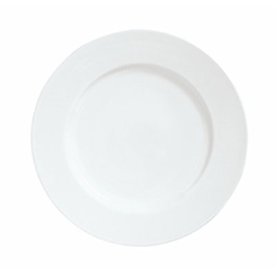 Syracuse China 911194003 9.88-in Plate w/ Reflections P