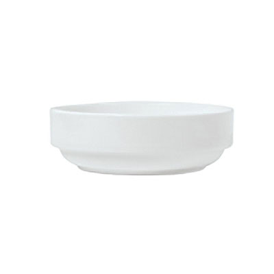 Syracuse China 911194011 13-oz Stackable Bowl w/ Reflections