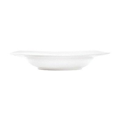 Syracuse China 911195004 13-oz Rim Soup Bowl w/ Contempr