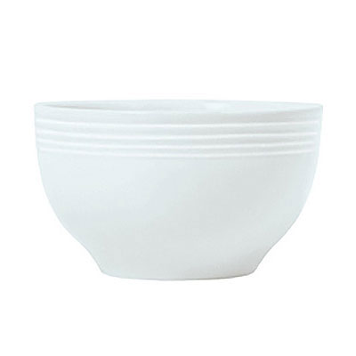 Syracuse China 911196026 12-oz Oatmeal Bowl w/ Repetition Pattern &am