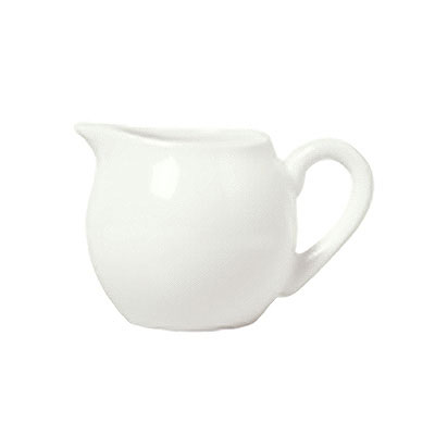 Syracuse China 911197034 5-oz Creamer, Royal Rideau