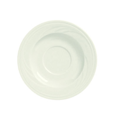 Syracuse China 950038431 5.75-in Saucer w/ Cascad