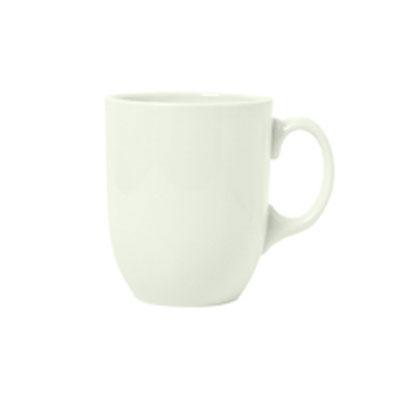 Syracuse China 950093371 15-oz Mug w/ Undecorated Pattern & Studio Sh