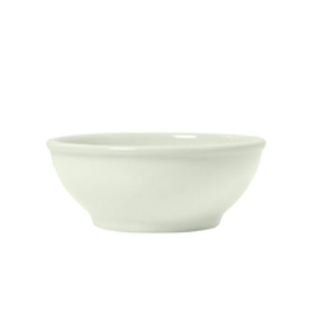 Syracuse China 951250250 18.37-in Oatmeal Nappy Bowl w/ Rolled Edge, Undecorated, F