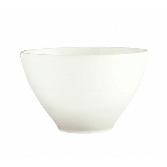 Syracuse China 987659361 10.25-oz Bouillon Cup w/ Silk Pattern & Royal Rideau, Alumina B