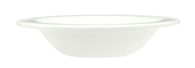 Syracuse China 905356894 5-in China Fruit Bowl, Slenda