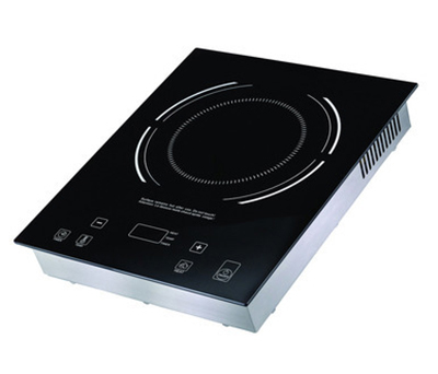 Eurodib BI001 Drop-In Induction Range - Digital, Sing