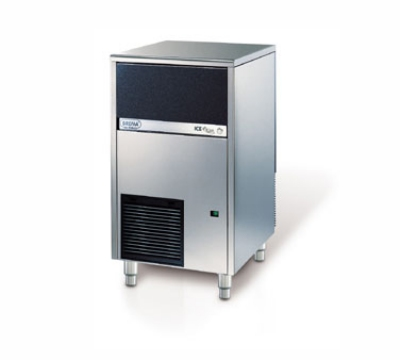 Eurodib CB425A Undercounter Ice Maker, 102-lb/24 Hr, 55-lb Bin, Air Cooled, 120 V