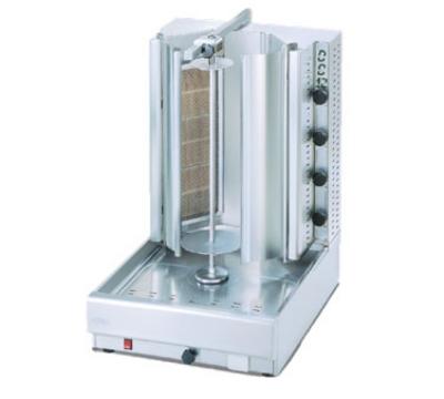 Eurodib DG8ANG Gyro Machine w/ 90-140 lb Meat Capacity, NG