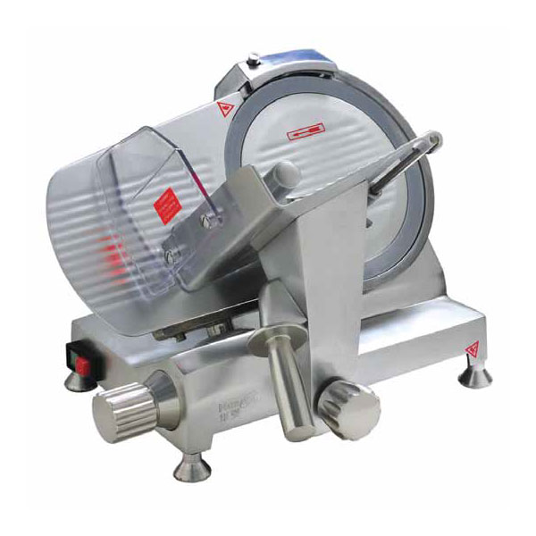 Eurodib HBS250L Meat Slicer w/ 10-in Blade, Belt Driven & Waterproof