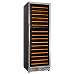 Eurodib MH168SZ Single-Temp Serving Ageing Cabinet w/ 16-Shelves & 176-Bottle Capacity