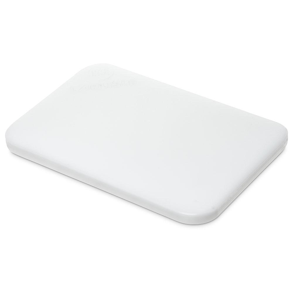 Carlisle 1088702 Polyethylene Cutting Board 18 x 24 x 1/2-in NSF Restaurant Supply