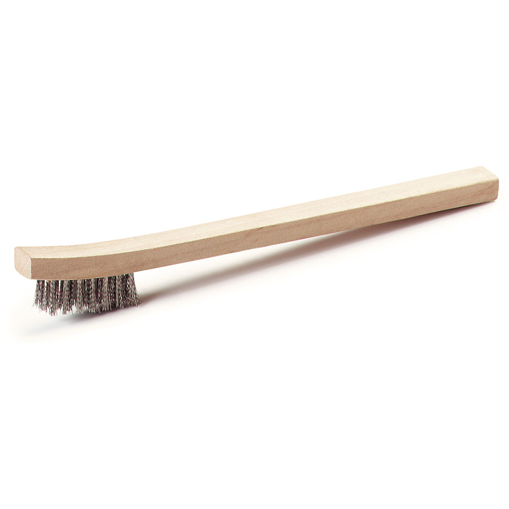 "Carlisle 3613S00 7-1/4"" Toothbrush - Natural"