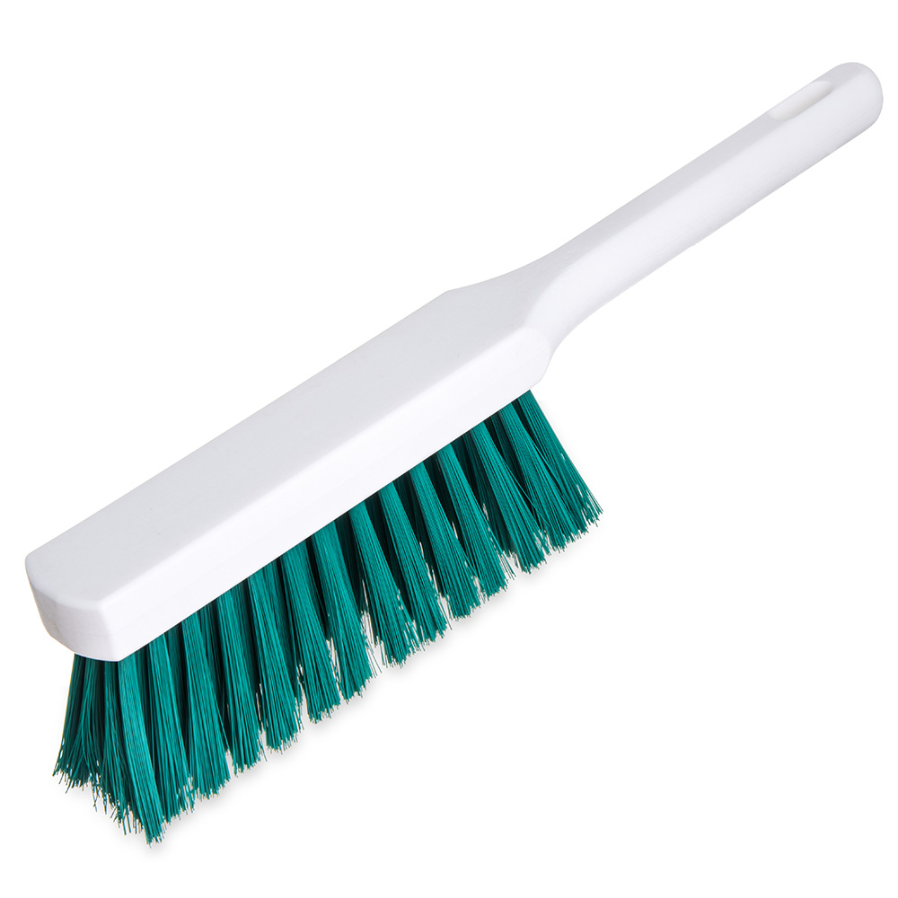 "Carlisle 4137209 13"" Counter Brush - Green"