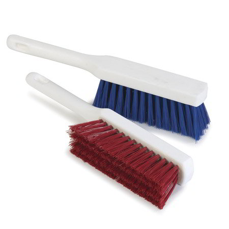 "Carlisle 4137214 13"" Counter Brush - Blue"