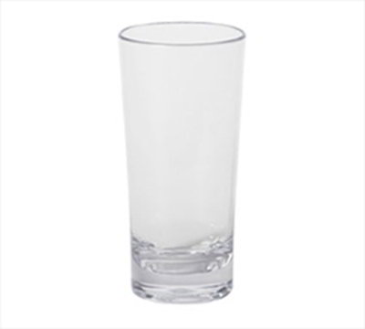 Carlisle 561407 14-oz Alibi Beverage Glass - SAN, C