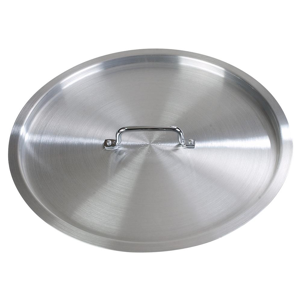 "Carlisle 61130C 20-3/4"" Brazier Pan Cover - Aluminum"