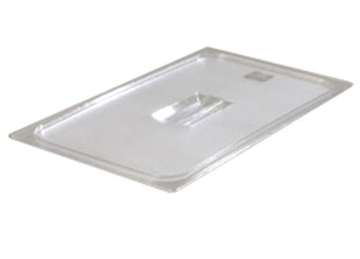 Carlisle 10210U07 Universal Full Size Food Pan Lid - Clear