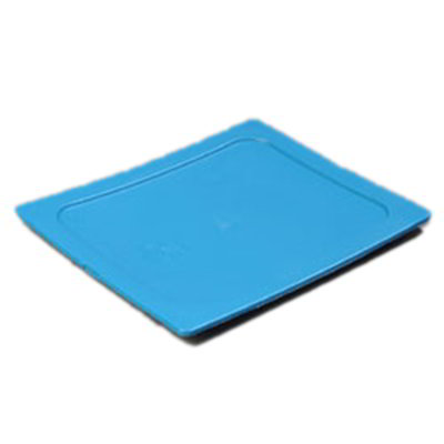 Carlisle 1023214 Half Size Food Pan Smart Lid - Blue