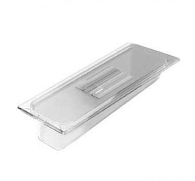 "Carlisle 1024107 TopNotch Half Size-Long Food Pan - 4""D, C"
