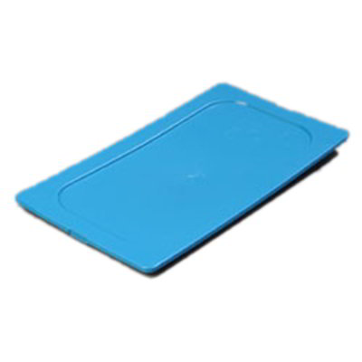 Carlisle 1027214 1/3 Size Food Pan Smart Lid - Blue