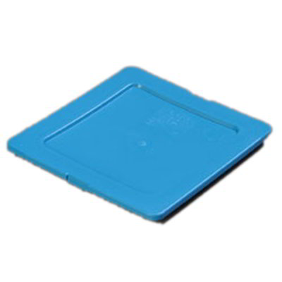 Carlisle 1031214 1/6 Size Food Pan Smart Lid - Blue