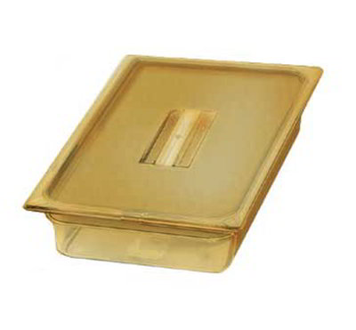 "Carlisle 1040013 High Heat Full Size Food Pan - 2-1/2""D, Amber"