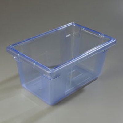 Carlisle 10612C14 5-gal Food Storage Box - 18x12x9&