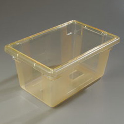 Carlisle 10612C22 5-gal Food Storage Box - 18x12