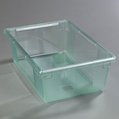 "Carlisle 10622C09 12-1/2-gal Food Storage Box - 26x18x9"" Green"