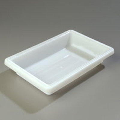 Carlisle 1063002 2-gal Food Storage Box - 18x12x