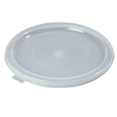 Carlisle 125230 Bain Marie Food Storage Lid - 12/18/22-qt, Polyethylene, Translucent