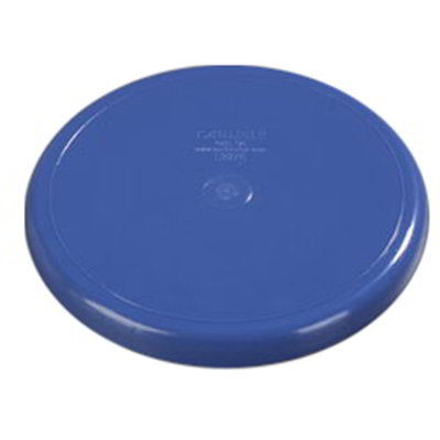 Carlisle 1287614 Tote Lid - Snap-On, Blue