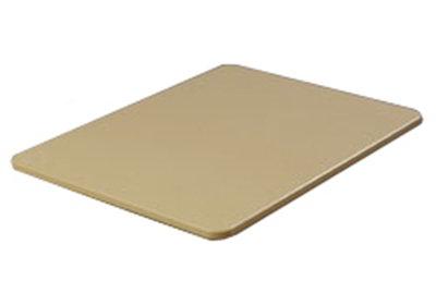 """Carlisle 1288725 Poly Cutting Board - 15x20x3/4"""" Tan"""