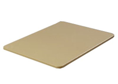 "Carlisle 1289225 Poly Cutting Board - 18x24x3/4"" Tan"